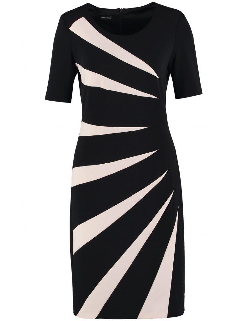 17 Schön Kleid Schwarz Weiß für 201915 Wunderbar Kleid Schwarz Weiß Design