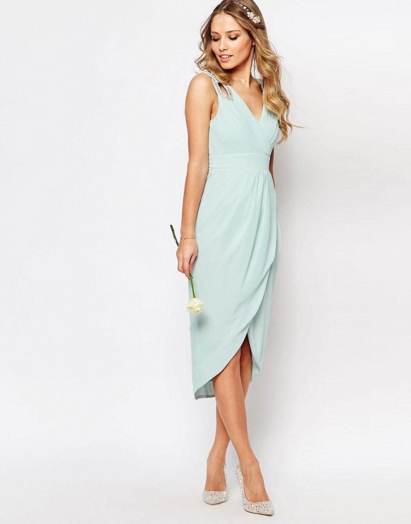 15 Einfach Midi Kleider Hochzeitsgast für 15 - Abendkleid