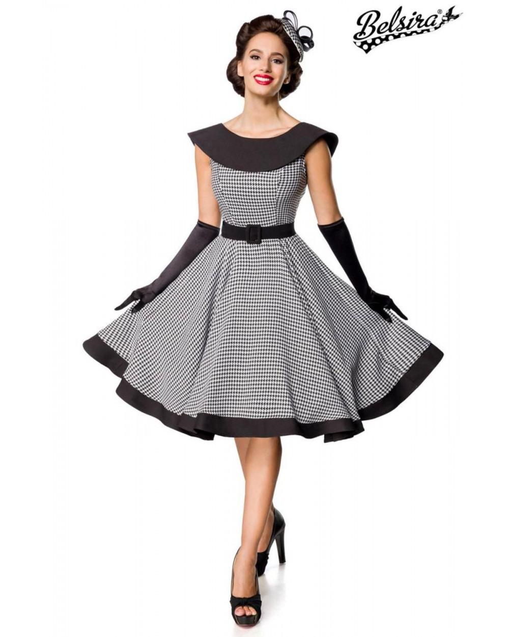 13 Schön Kleid Schwarz Weiß für 2019Designer Schön Kleid Schwarz Weiß Ärmel