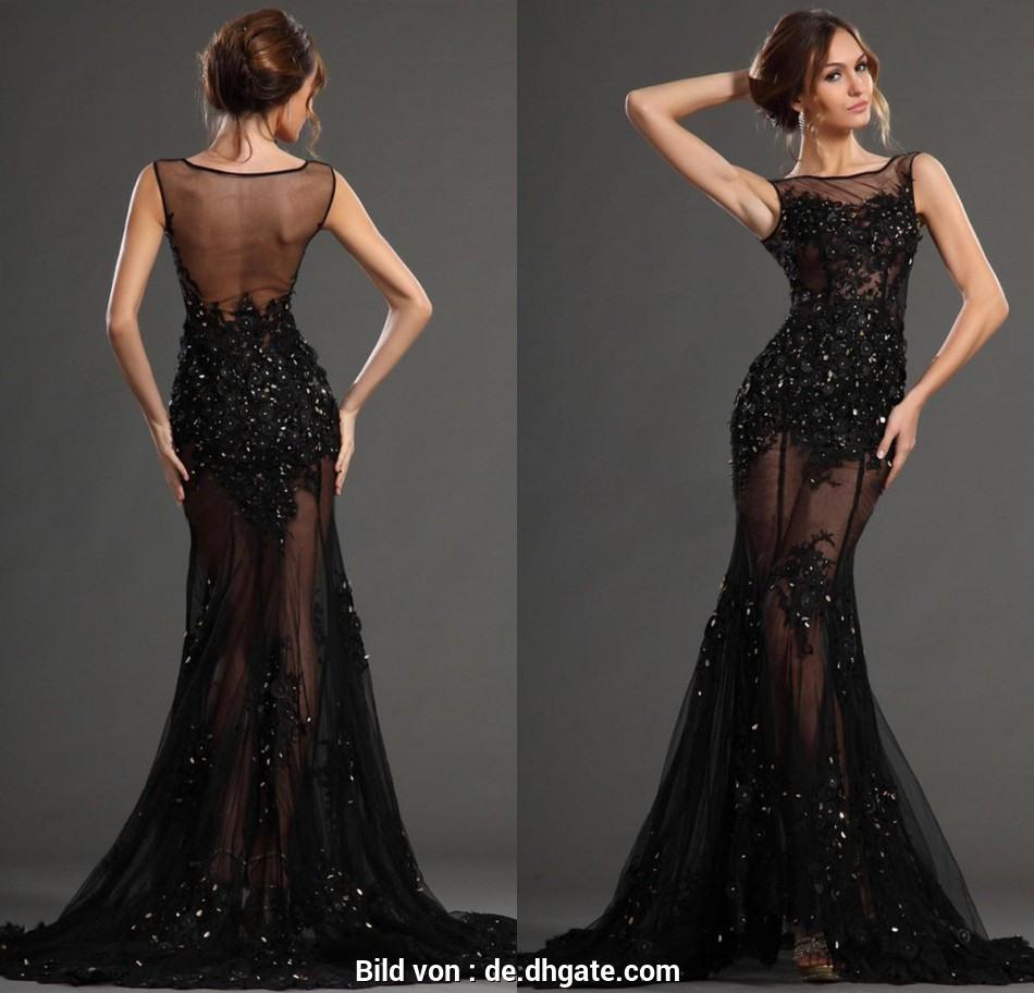 Coolste Abendkleider Lang Schwarz Mit Spitze VertriebAbend Luxus Abendkleider Lang Schwarz Mit Spitze Spezialgebiet