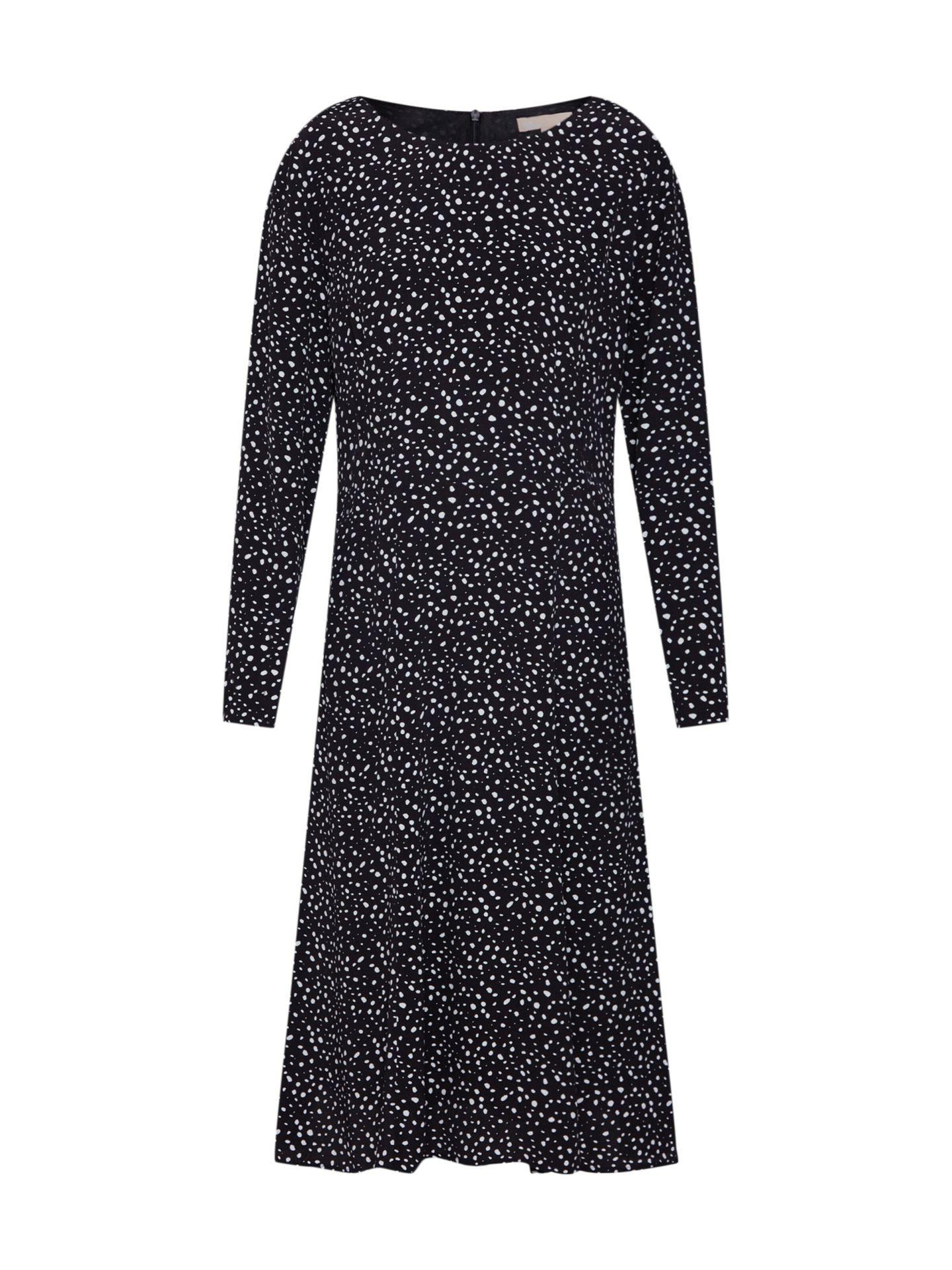 Einzigartig Kleid Schwarz Weiß BoutiqueDesigner Leicht Kleid Schwarz Weiß für 2019