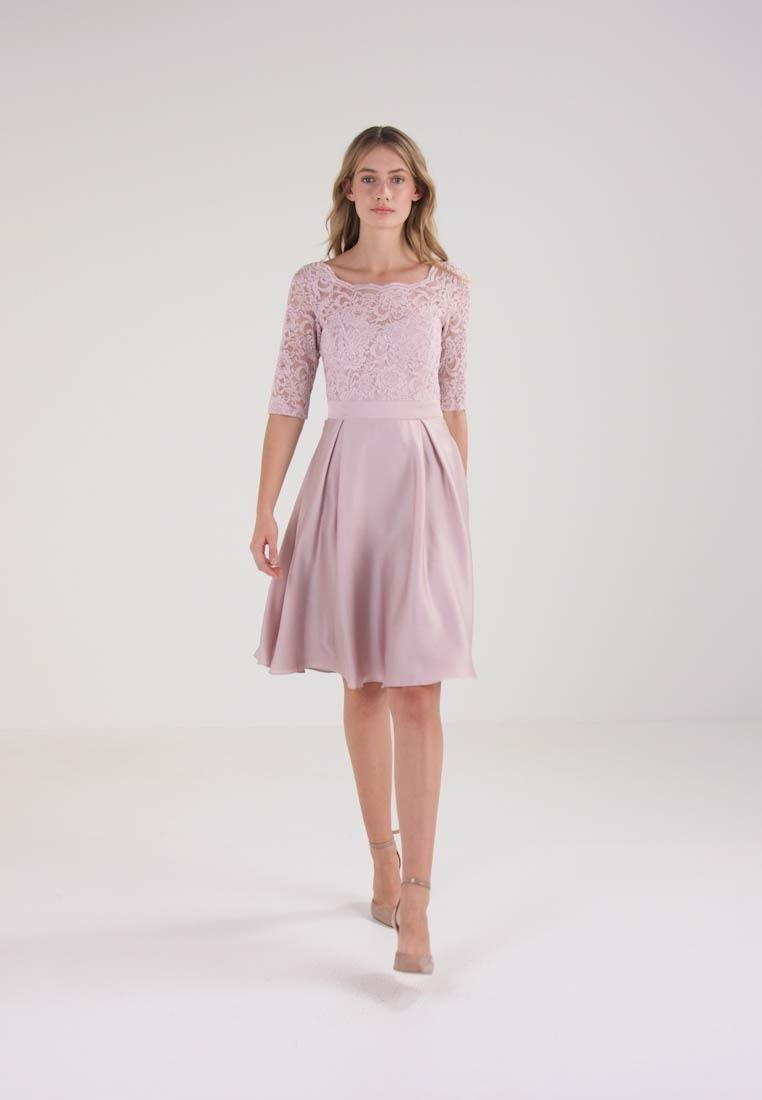 Designer Perfekt Kleid Rosa Festlich Galerie Großartig Kleid Rosa Festlich für 2019