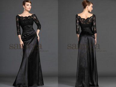 designer-leicht-abendkleid-schwarz-lang-boutique