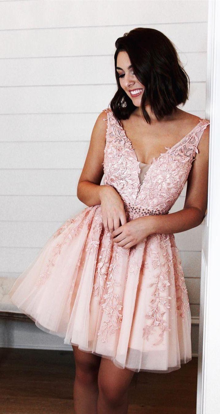 Abend Einzigartig Kleid Rosa Kurz für 201915 Luxus Kleid Rosa Kurz Stylish