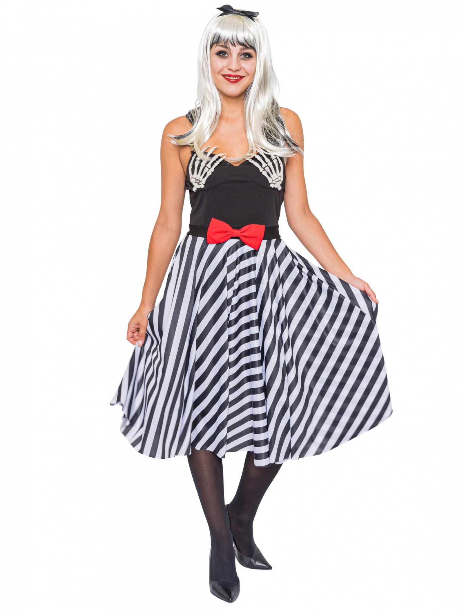13 Erstaunlich Kleid Schwarz Weiß Vertrieb13 Spektakulär Kleid Schwarz Weiß Ärmel