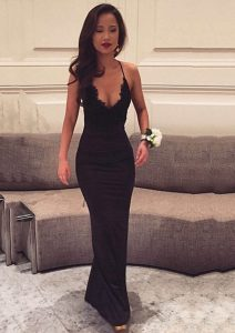 Designer Luxurius Abendkleid Schwarz Lang Spezialgebiet17 Elegant Abendkleid Schwarz Lang Vertrieb