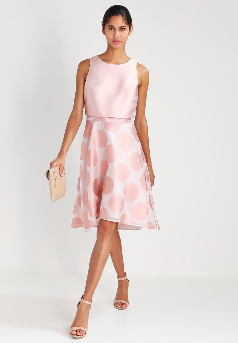 20 Schön Kleid Rosa Festlich Ärmel15 Elegant Kleid Rosa Festlich Stylish