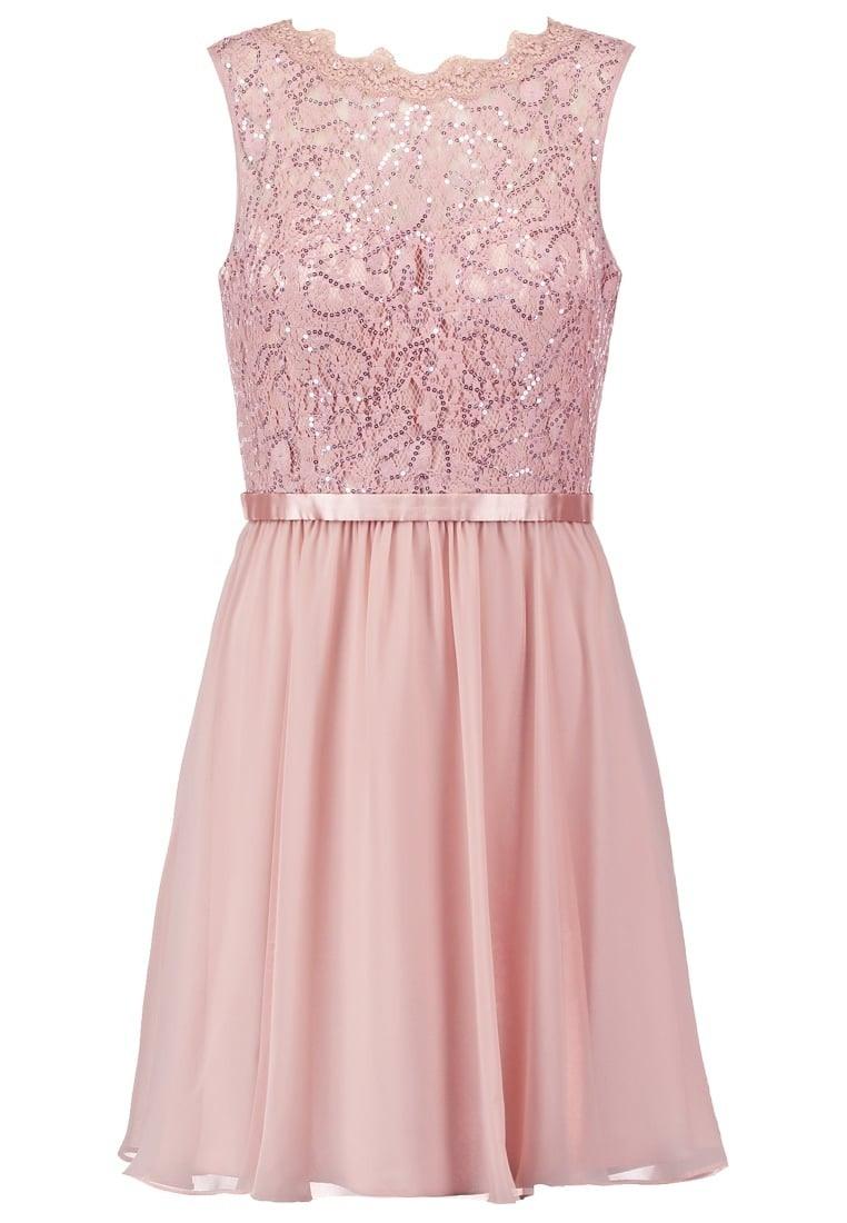 15 Großartig Kleid Rosa Festlich Boutique Schön Kleid Rosa Festlich Boutique