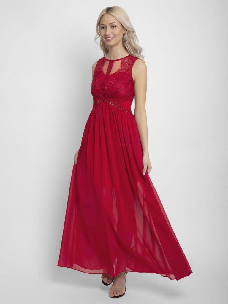 11 Ausgezeichnet Abendkleider Rot Lang für 11 - Abendkleid
