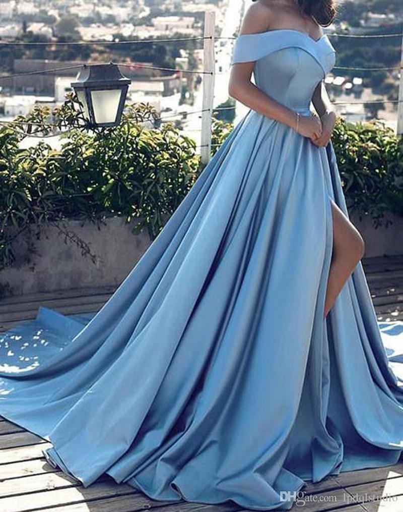 13 Schön Abendkleid Hellblau GalerieFormal Einfach Abendkleid Hellblau Galerie