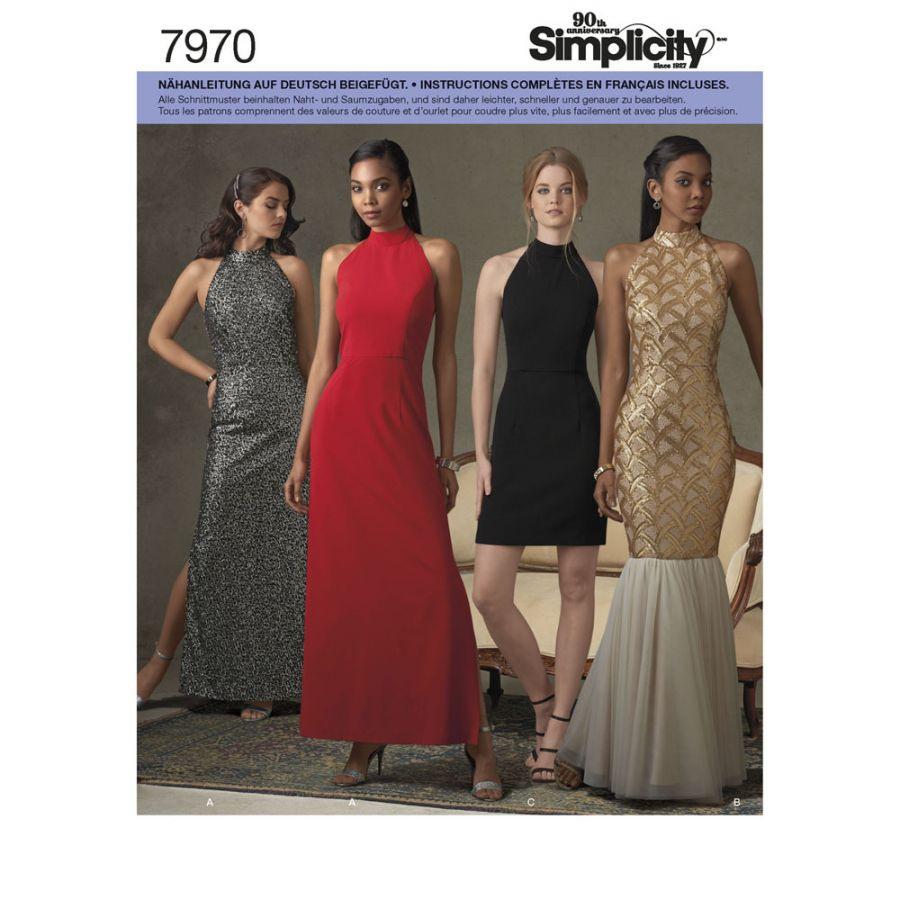 10 Einzigartig Abendkleid Nähen Vertrieb17 Fantastisch Abendkleid Nähen für 2019