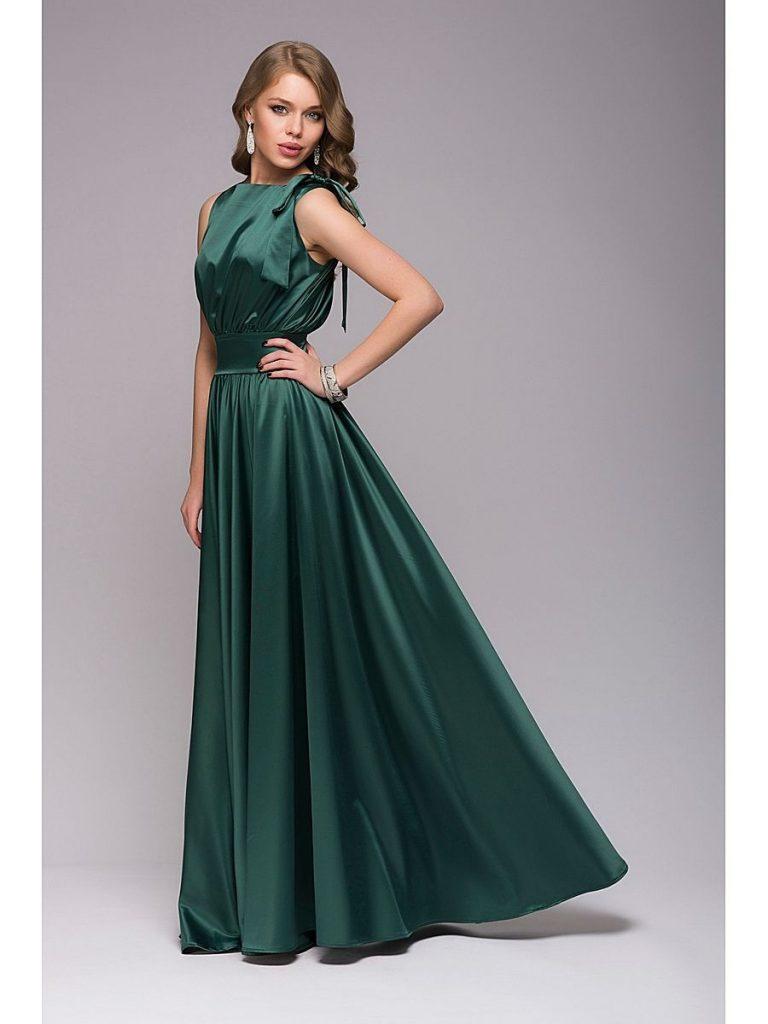10 Einfach Kleid Festlich Grün für 2019 - Abendkleid
