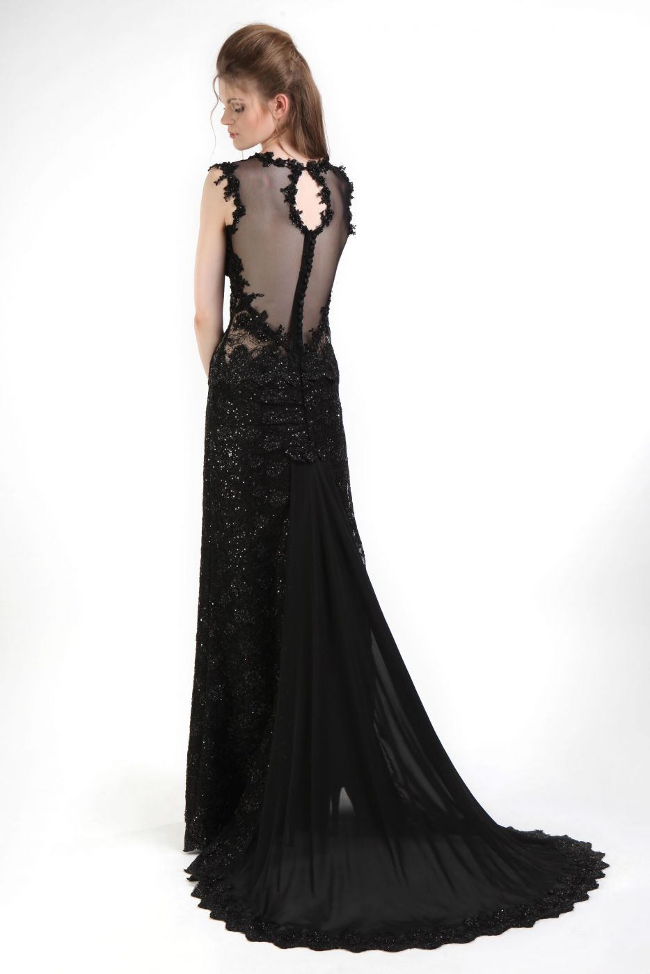 Abend Schön Langes Schwarzes Abendkleid für 2019Abend Spektakulär Langes Schwarzes Abendkleid Spezialgebiet