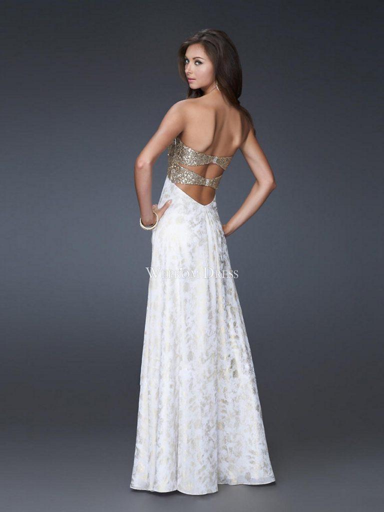 18 Einzigartig Ballkleid Weiß Lang Design - Abendkleid