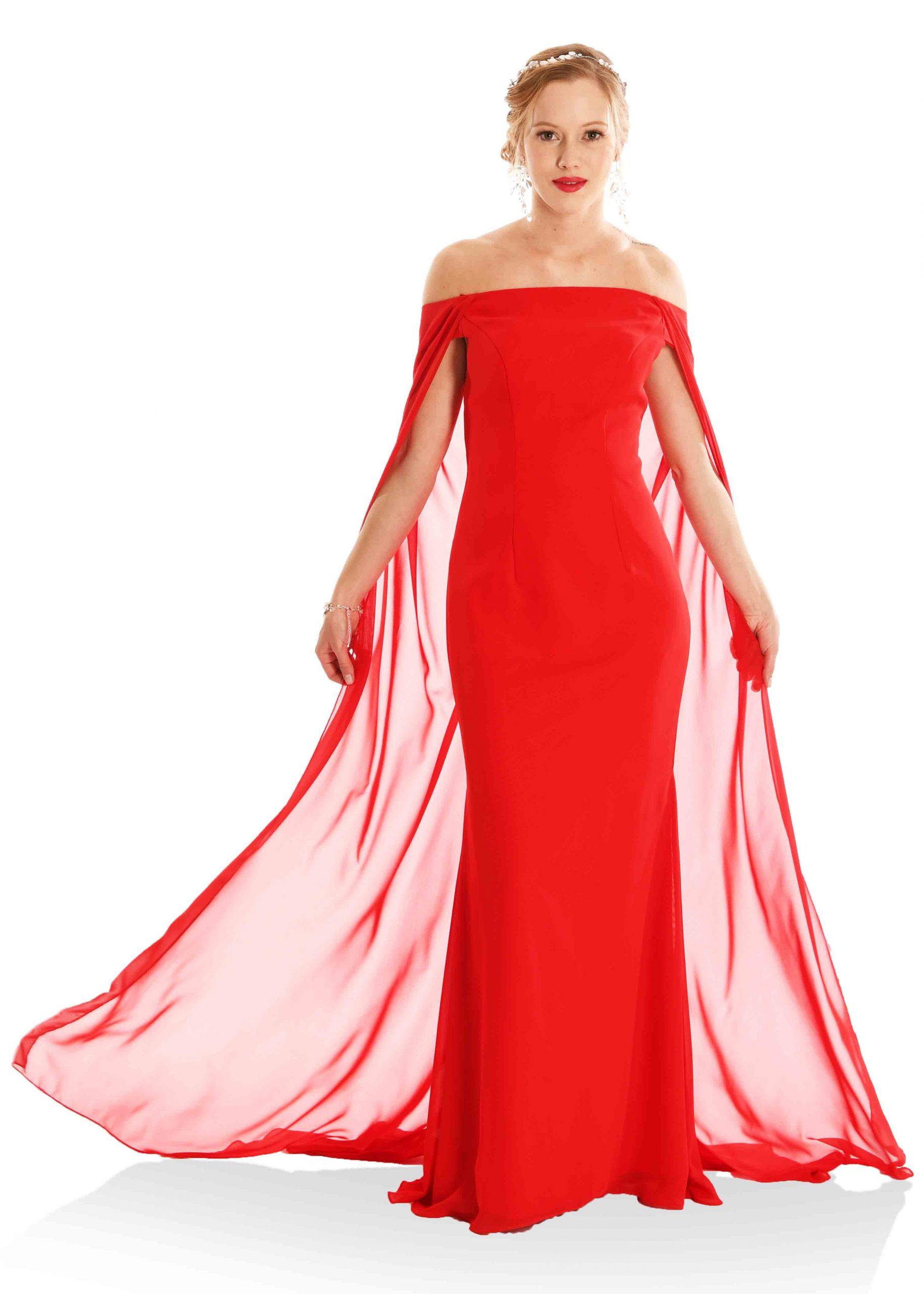 10 Coolste Abendmode Rot für 2019Designer Ausgezeichnet Abendmode Rot Ärmel