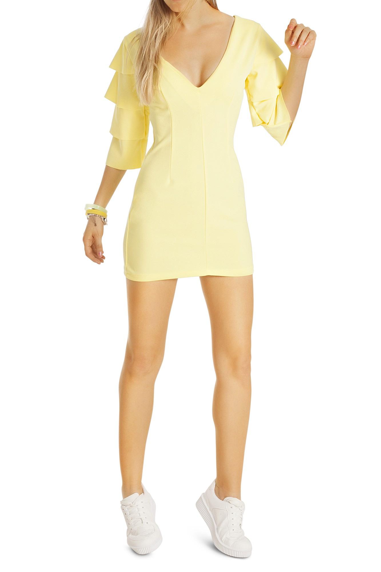 Einzigartig Kleid Damen Kurz VertriebAbend Ausgezeichnet Kleid Damen Kurz für 2019