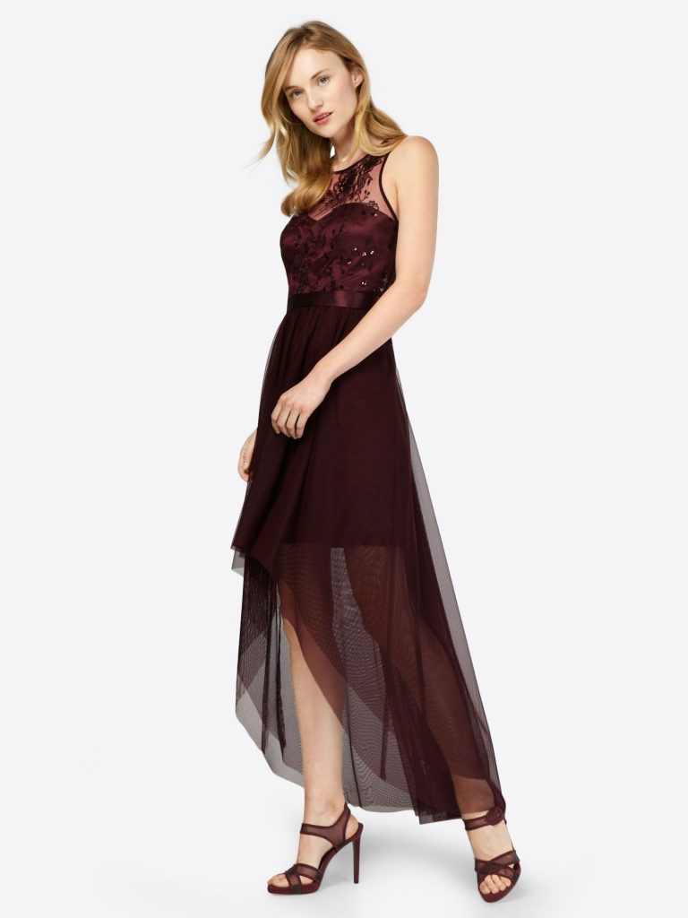 10 Fantastisch Vera Mont Abendkleid Rot Vertrieb - Abendkleid