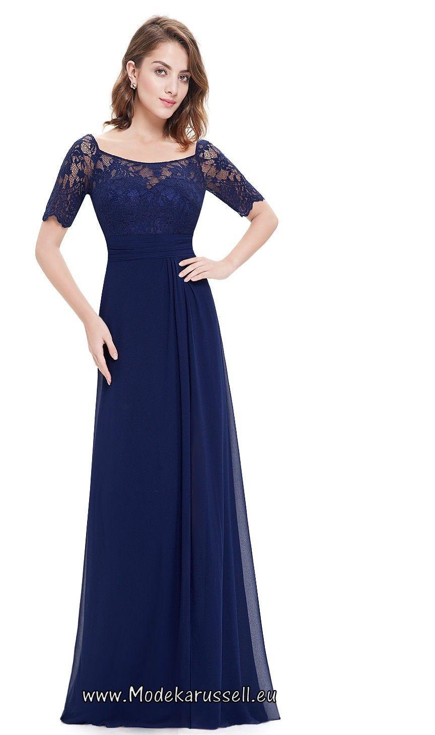 Formal Erstaunlich Abend Kleid Dunkel Blau ÄrmelFormal Perfekt Abend Kleid Dunkel Blau Boutique
