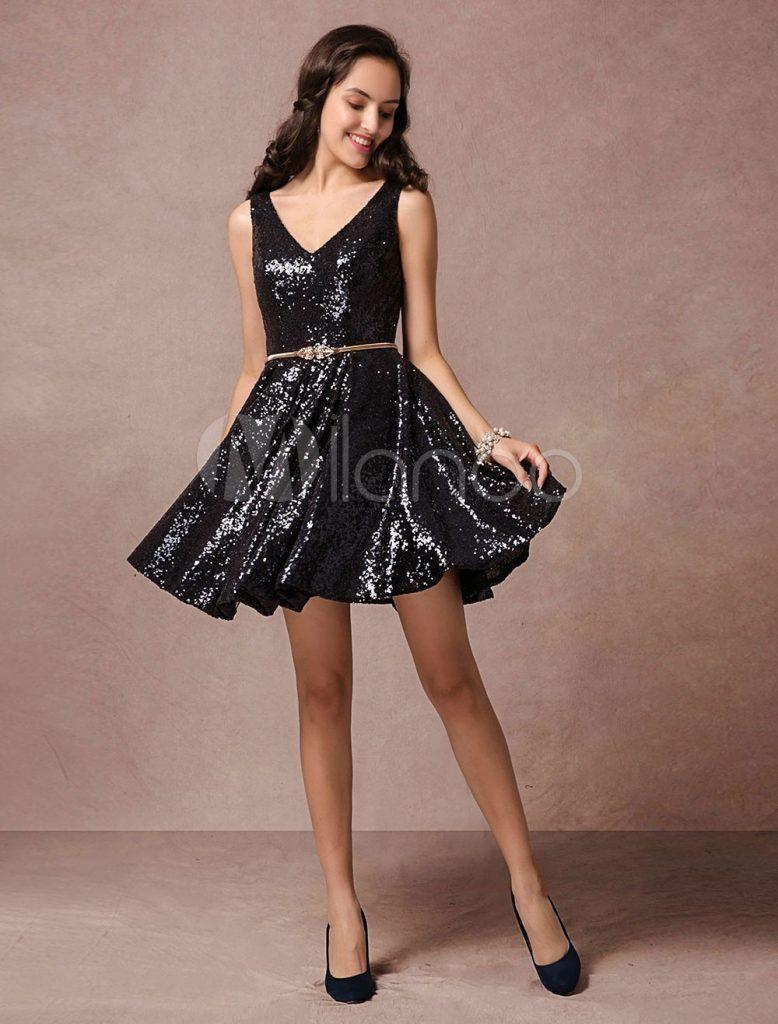 Einzigartig Schwarzes Kleid Zur Hochzeit StylishFormal Wunderbar Schwarzes Kleid Zur Hochzeit Bester Preis
