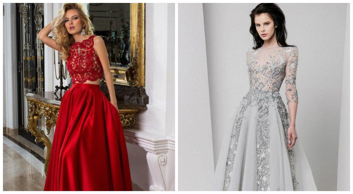 10 Perfekt Trend Abendkleider Stylish Schön Trend Abendkleider für 2019