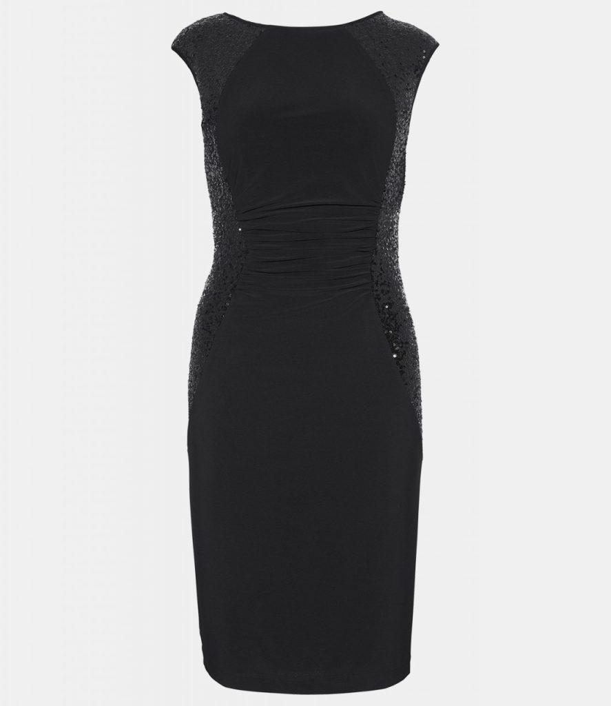 19 Großartig Kleines Schwarzes Kleid Cocktailkleid Abend für 19