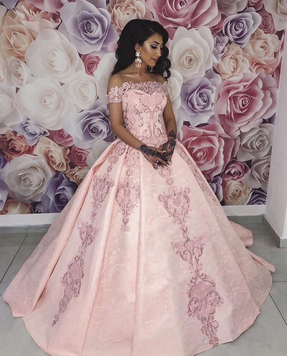 Kreativ Abendkleid Prinzessin ÄrmelFormal Luxus Abendkleid Prinzessin Boutique