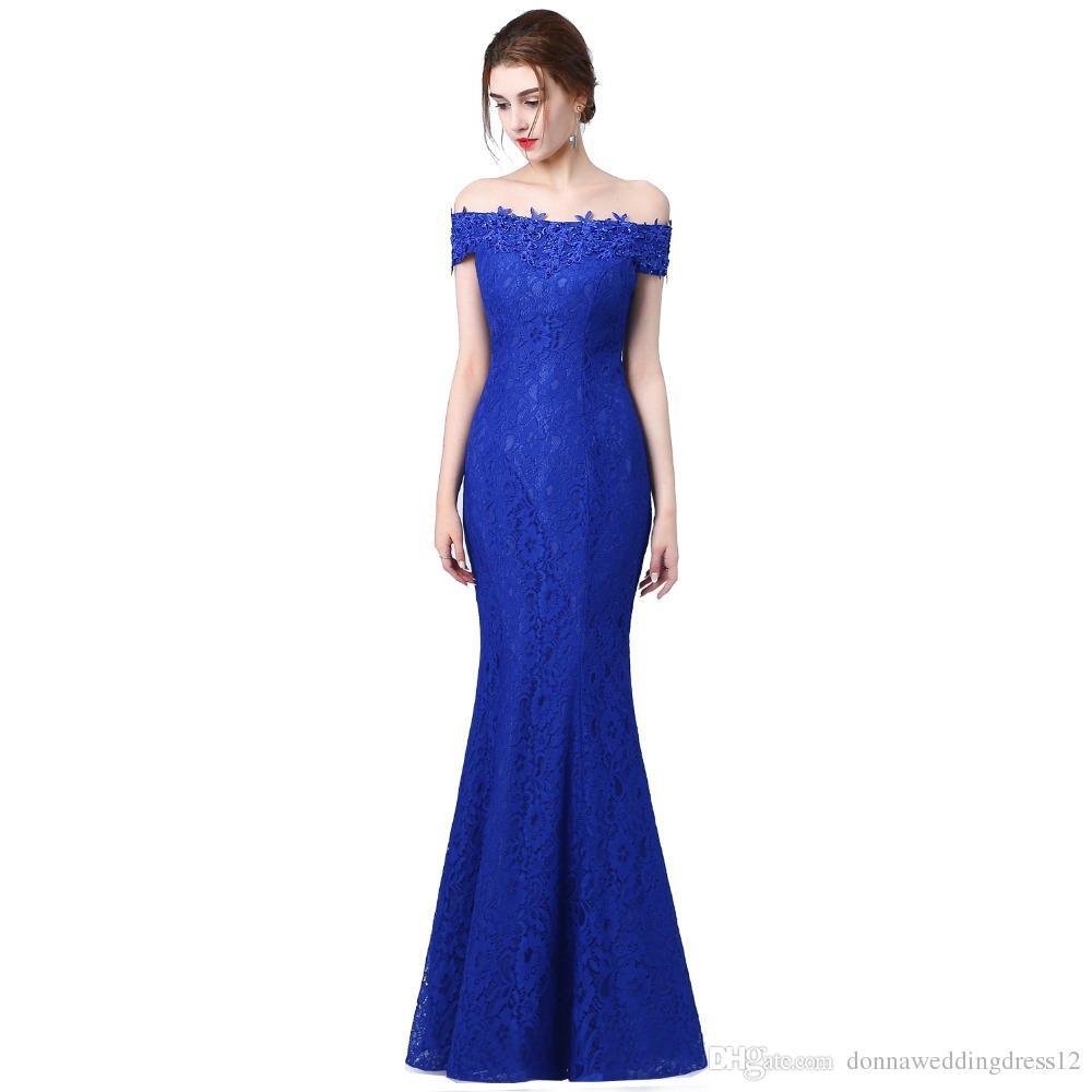Abend Elegant Blaues Abendkleid Lang Bester Preis10 Kreativ Blaues Abendkleid Lang Ärmel