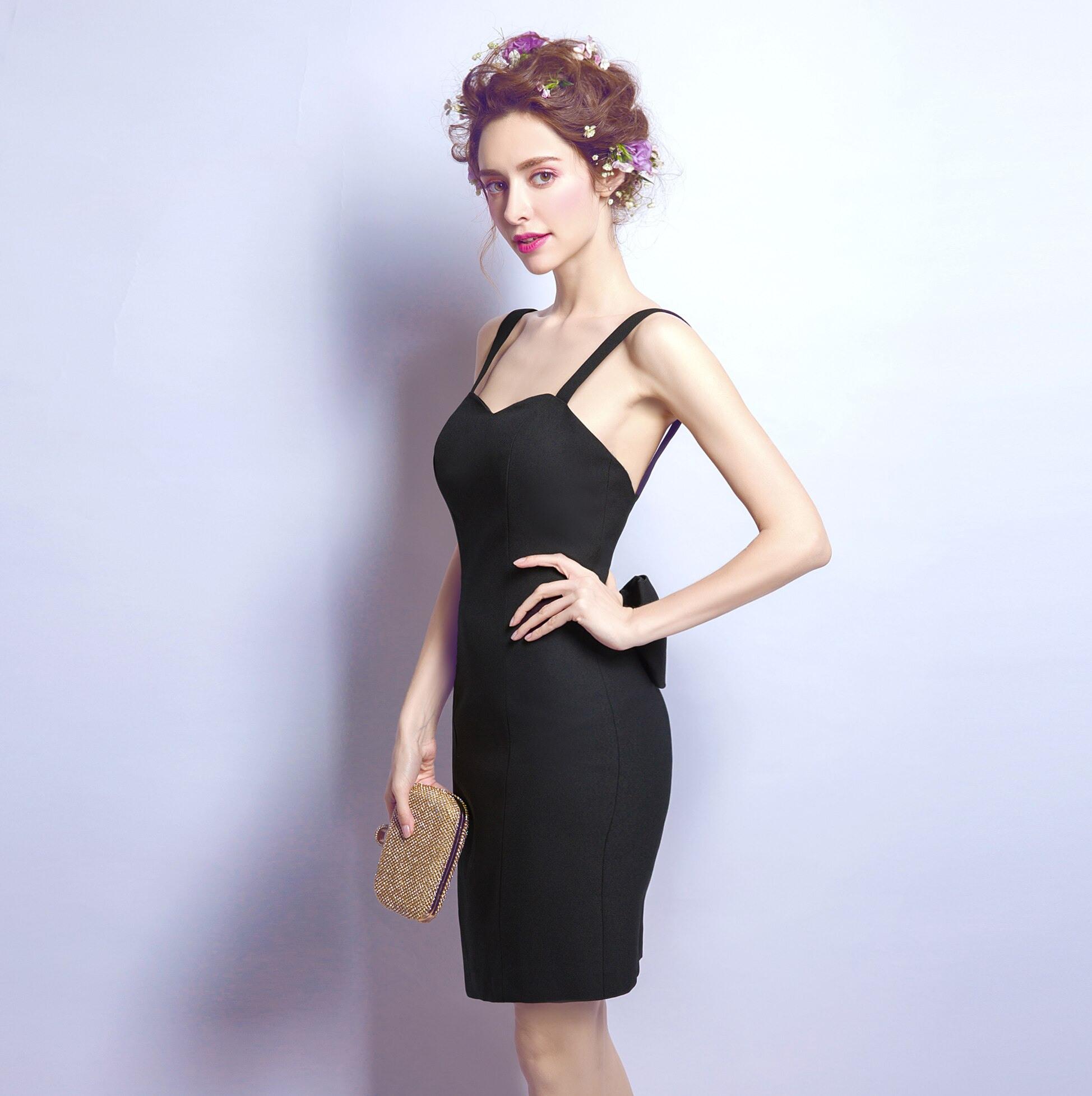 19 Perfekt Kleines Schwarzes Kleid Cocktailkleid Abend Stylish