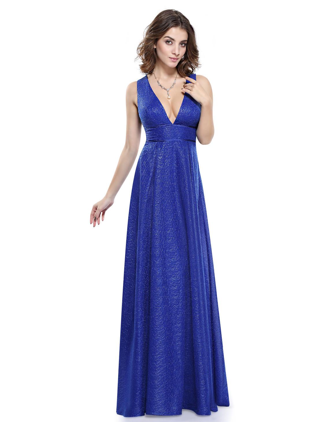Schön Abend Kleid Dunkel Blau DesignFormal Genial Abend Kleid Dunkel Blau Vertrieb