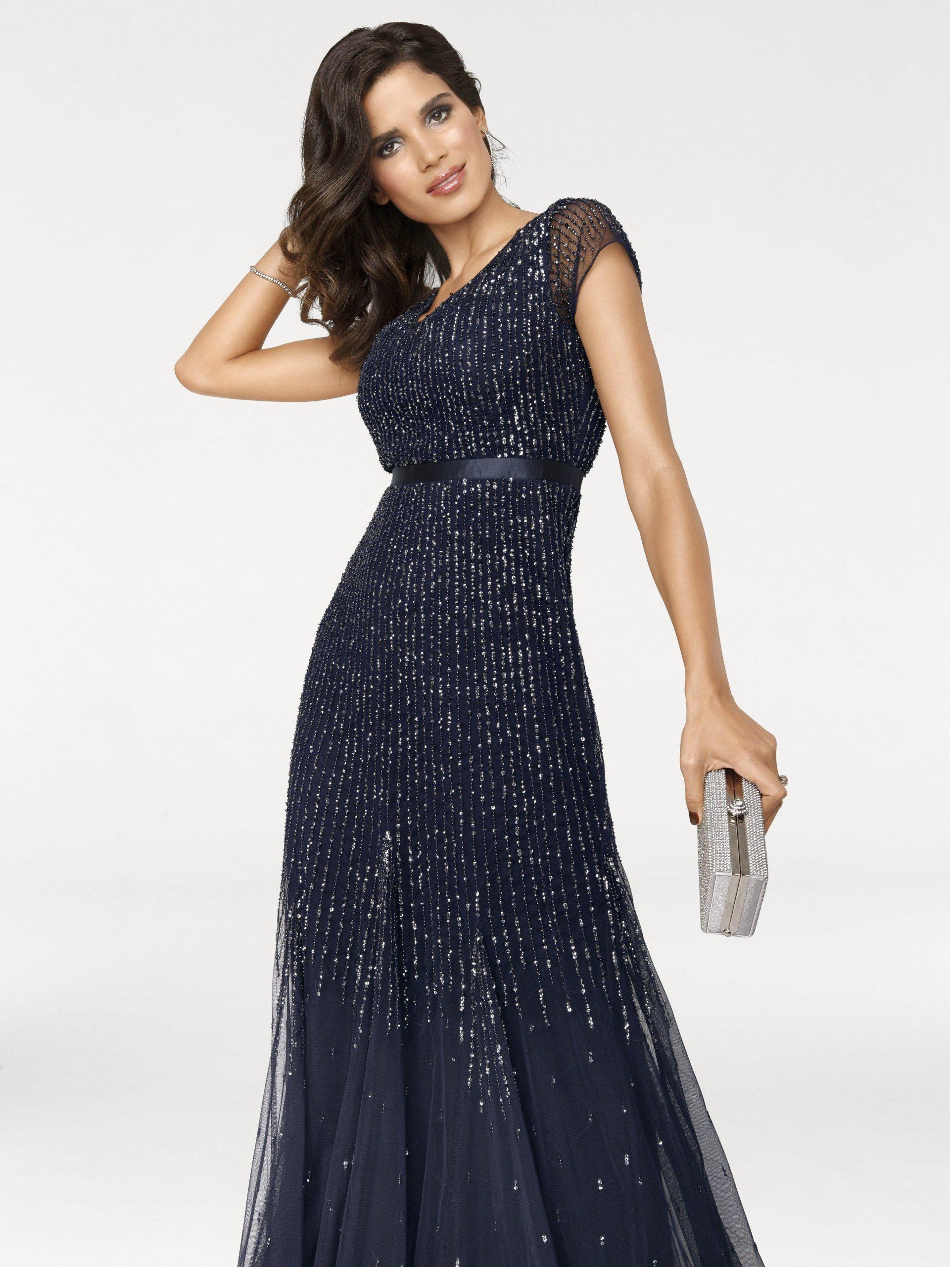Formal Elegant Heine Abendkleid VertriebFormal Luxurius Heine Abendkleid für 2019