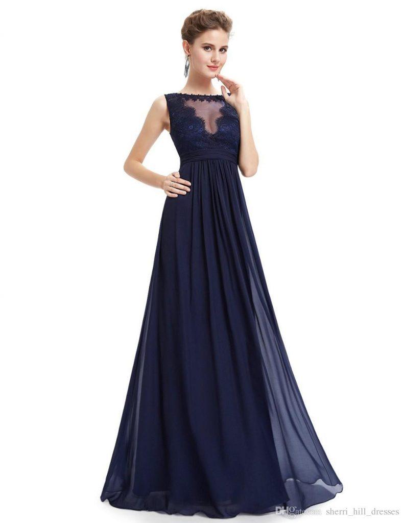 17 Schön One Shoulder Abendkleid Lang Design - Abendkleid