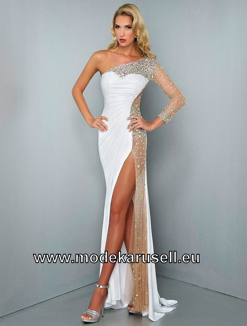 Ausgezeichnet One Shoulder Abendkleid Lang Bester PreisDesigner Genial One Shoulder Abendkleid Lang Vertrieb