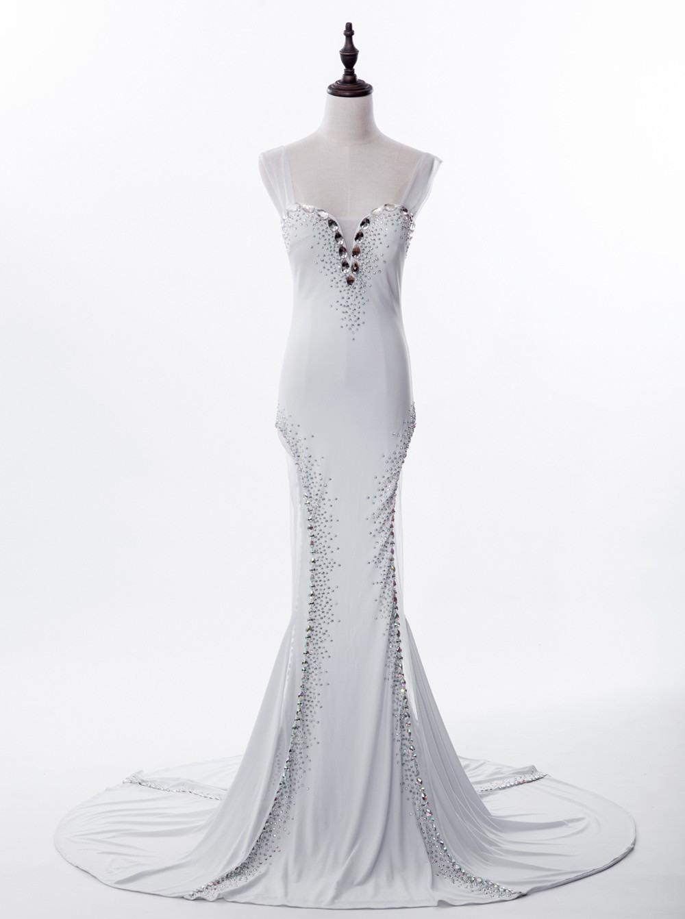 15 Schön Ballkleid Weiß Lang Bester Preis15 Luxurius Ballkleid Weiß Lang Spezialgebiet