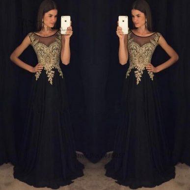 17-luxus-abendkleid-lang-schwarz-gold-fur-2019
