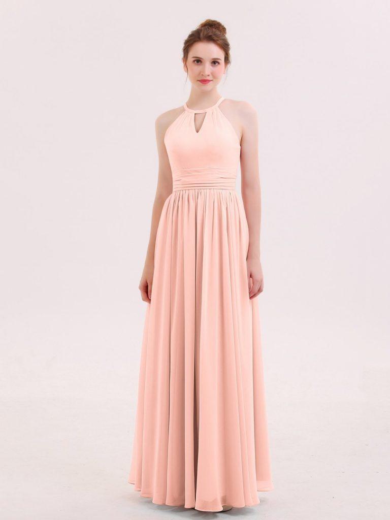 13 Genial Kleid Koralle Lang Stylish - Abendkleid