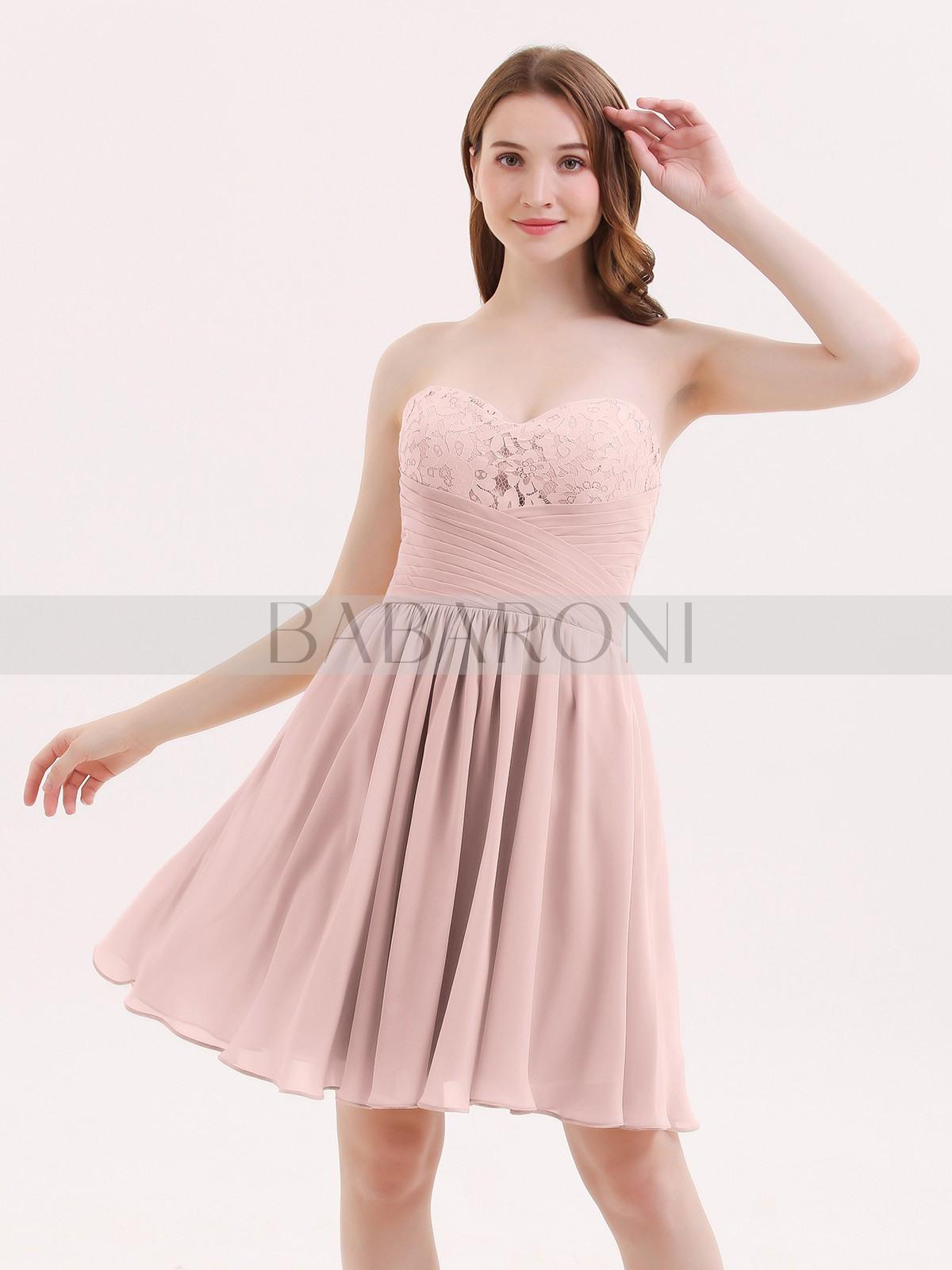 10 Wunderbar Rosa Kleid Kurz Design10 Fantastisch Rosa Kleid Kurz Design