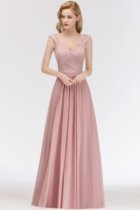 15 Schön Altrosa Kleid Lang Spezialgebiet Luxurius Altrosa Kleid Lang Ärmel