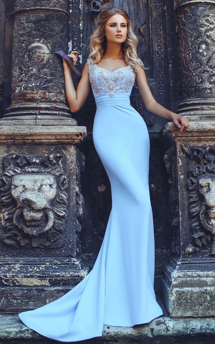 20 Kreativ Hellblaues Abendkleid Lang Ärmel10 Genial Hellblaues Abendkleid Lang Bester Preis