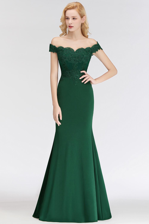 Abend Ausgezeichnet Abendkleid Grün Lang Vertrieb Genial Abendkleid Grün Lang Bester Preis