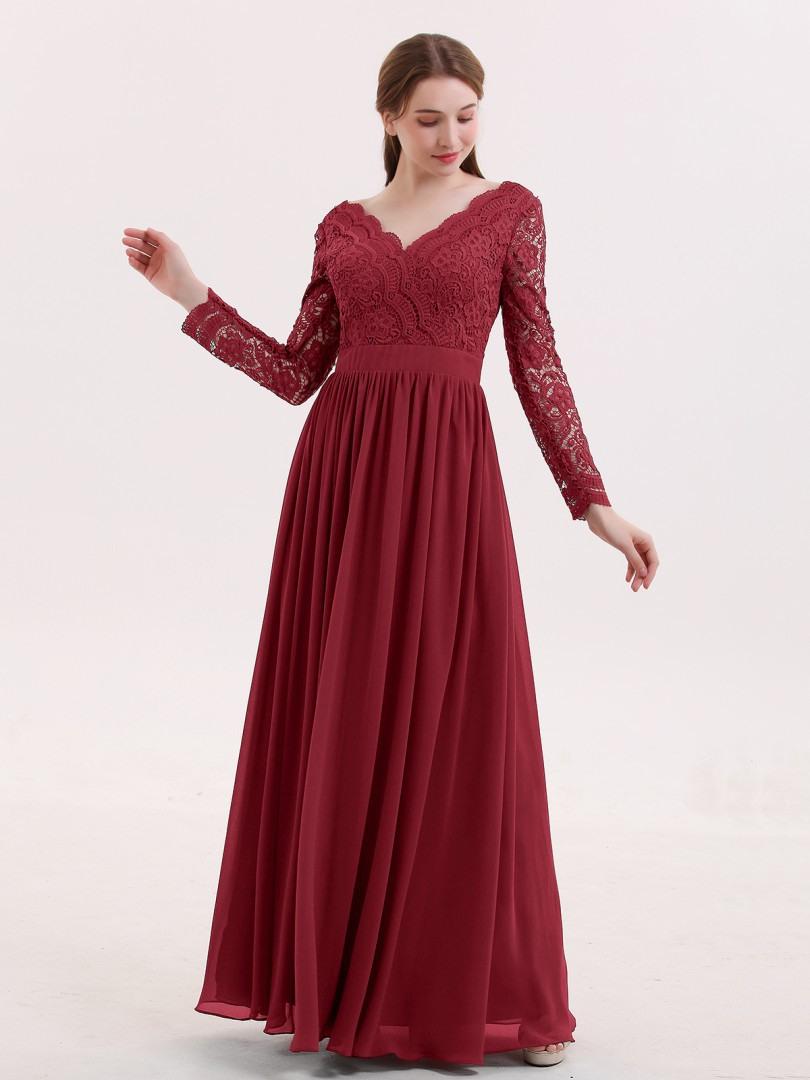 15 Coolste Abendkleid Spitze Lang ÄrmelFormal Großartig Abendkleid Spitze Lang Stylish
