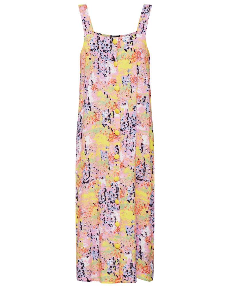 Fantastisch Kleid Blau Gelb StylishFormal Leicht Kleid Blau Gelb Boutique