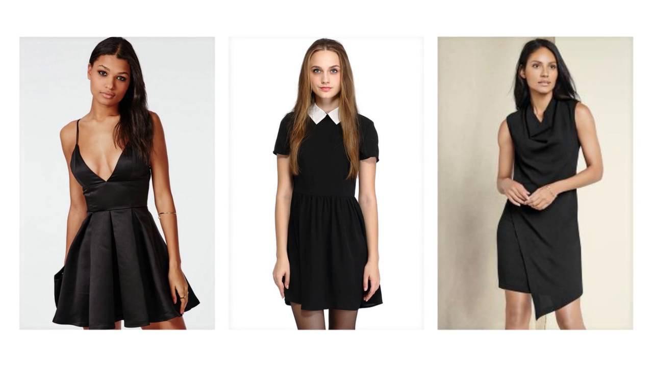 Formal Einzigartig Schwarzes Kleid Kurz StylishDesigner Schön Schwarzes Kleid Kurz Boutique