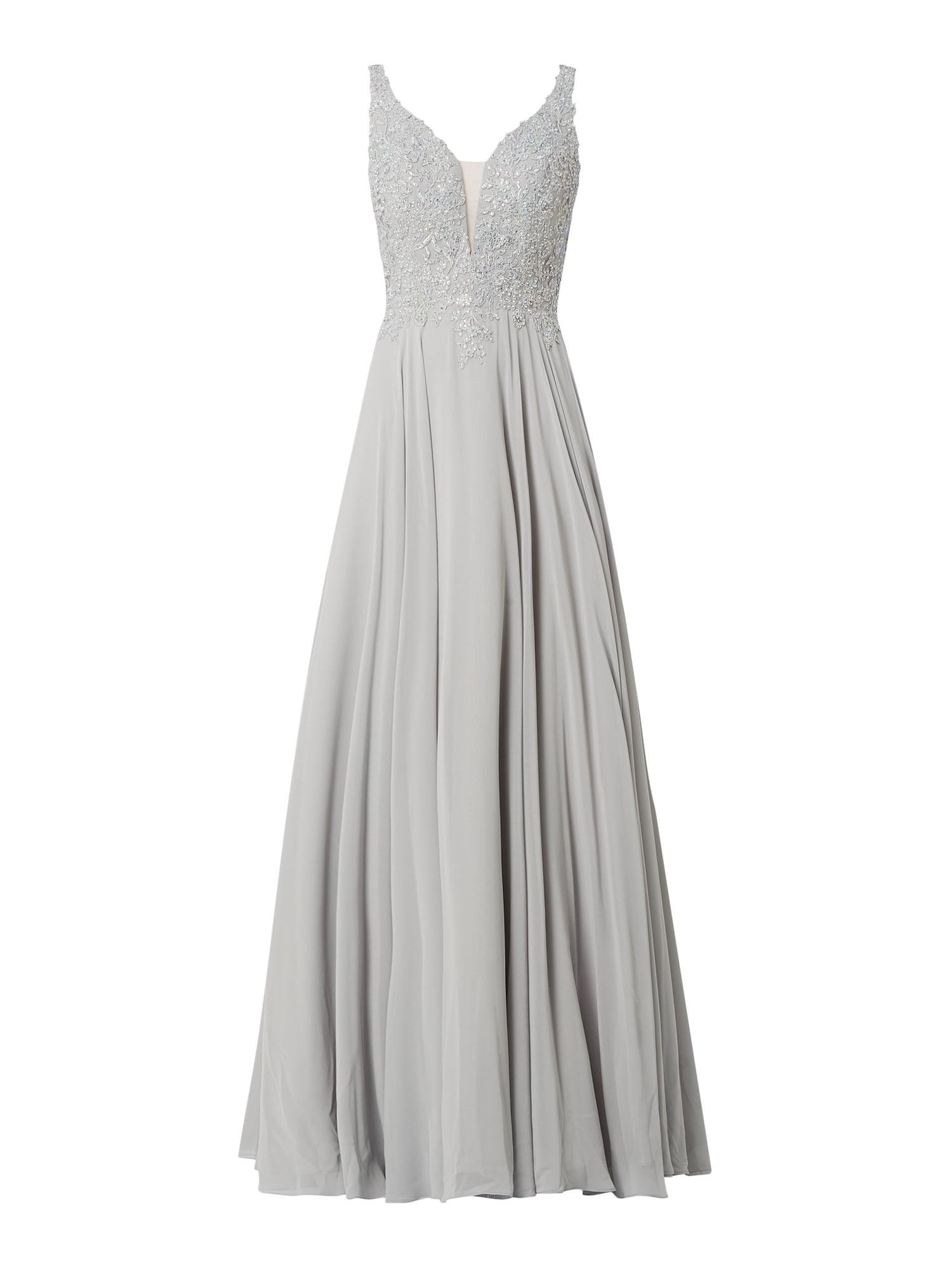 Coolste Abendkleid Grau Spezialgebiet20 Einfach Abendkleid Grau Bester Preis