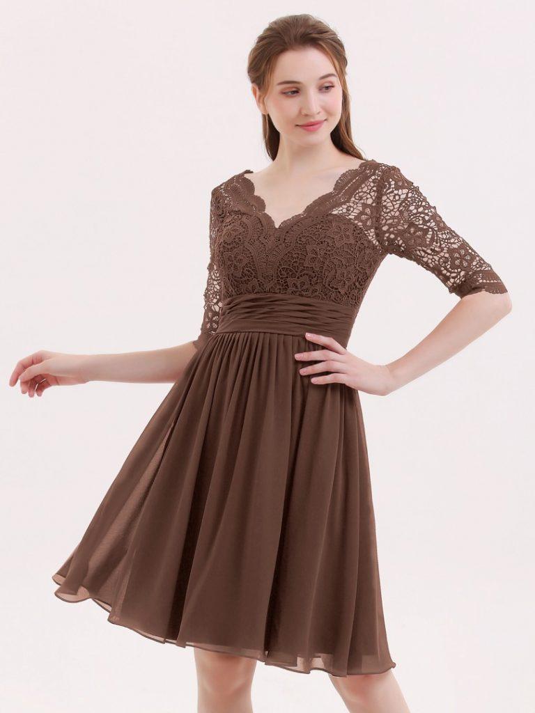 15 Erstaunlich Abendkleid Kurz Spitze Stylish - Abendkleid