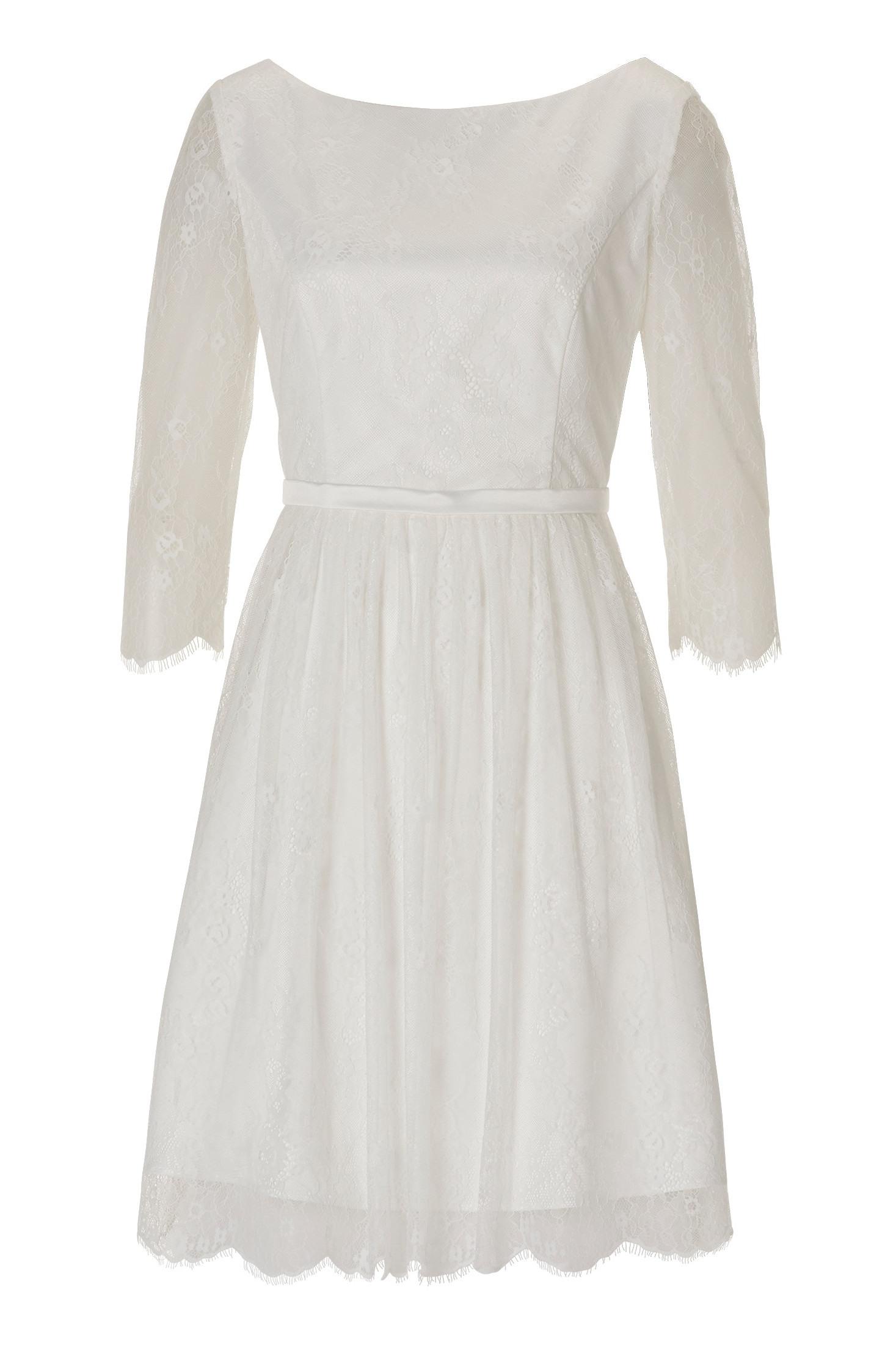 Leicht Kleid Mit Spitze Bester PreisFormal Kreativ Kleid Mit Spitze Design