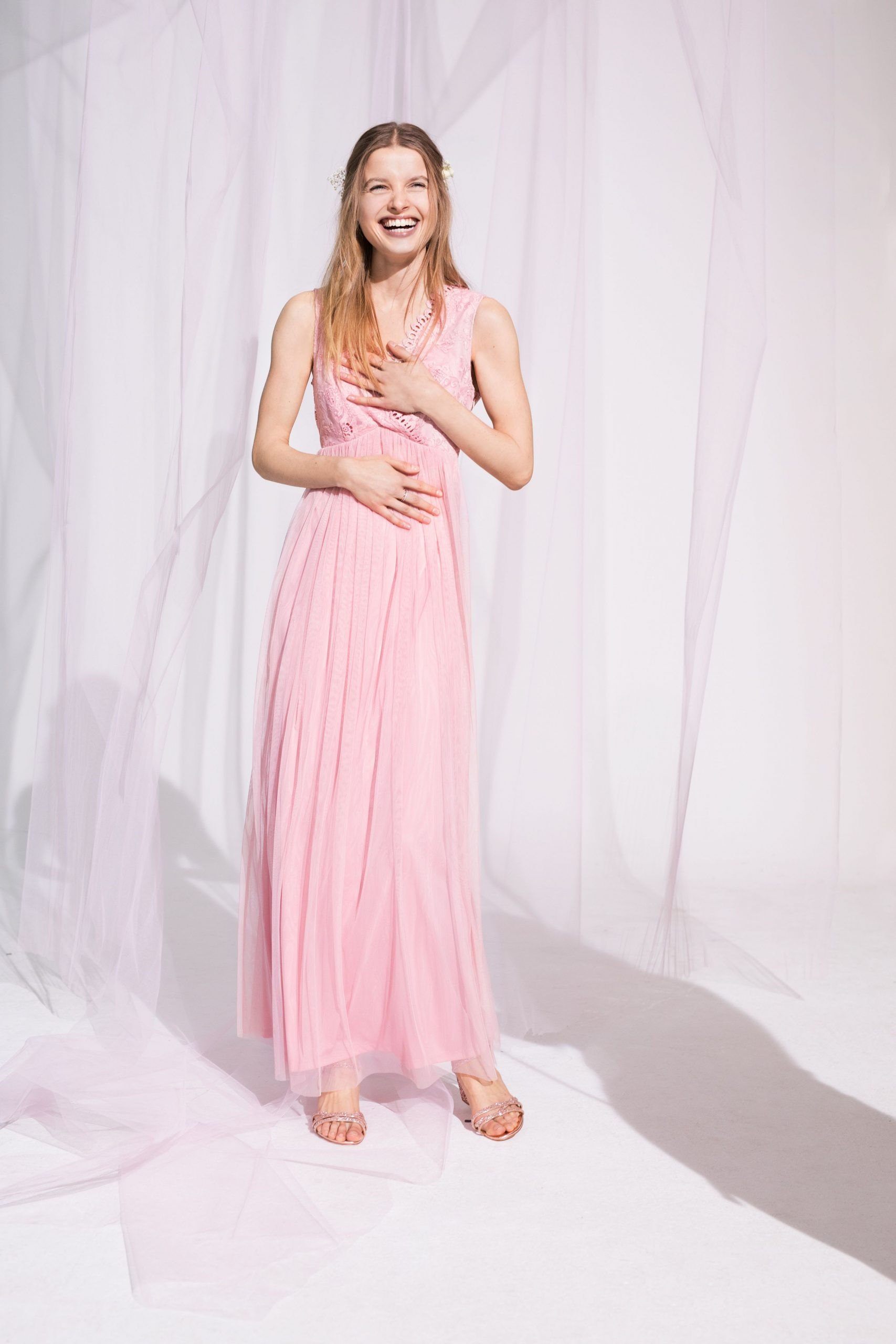 Abend Luxurius Abendkleid About You Bester PreisFormal Leicht Abendkleid About You Design
