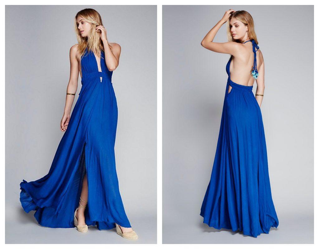 15 genial blaues abendkleid lang galerie - abendkleid