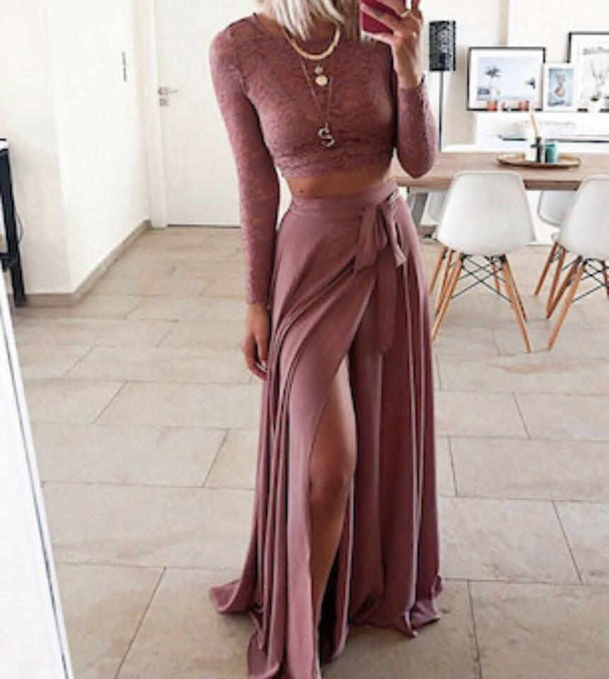 15 Luxurius Abendkleid Zweiteiler Design - Abendkleid