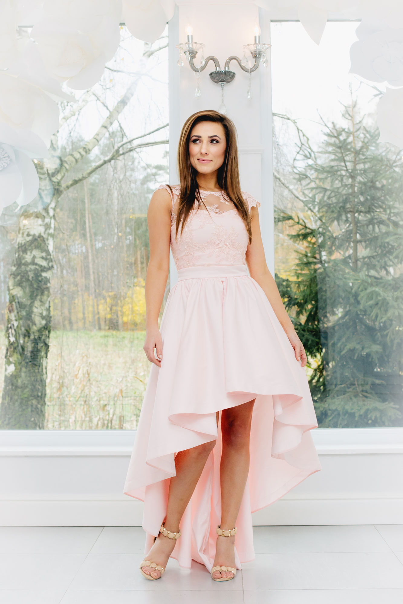 15 Perfekt Rosa Kleid Kurz Stylish - Abendkleid