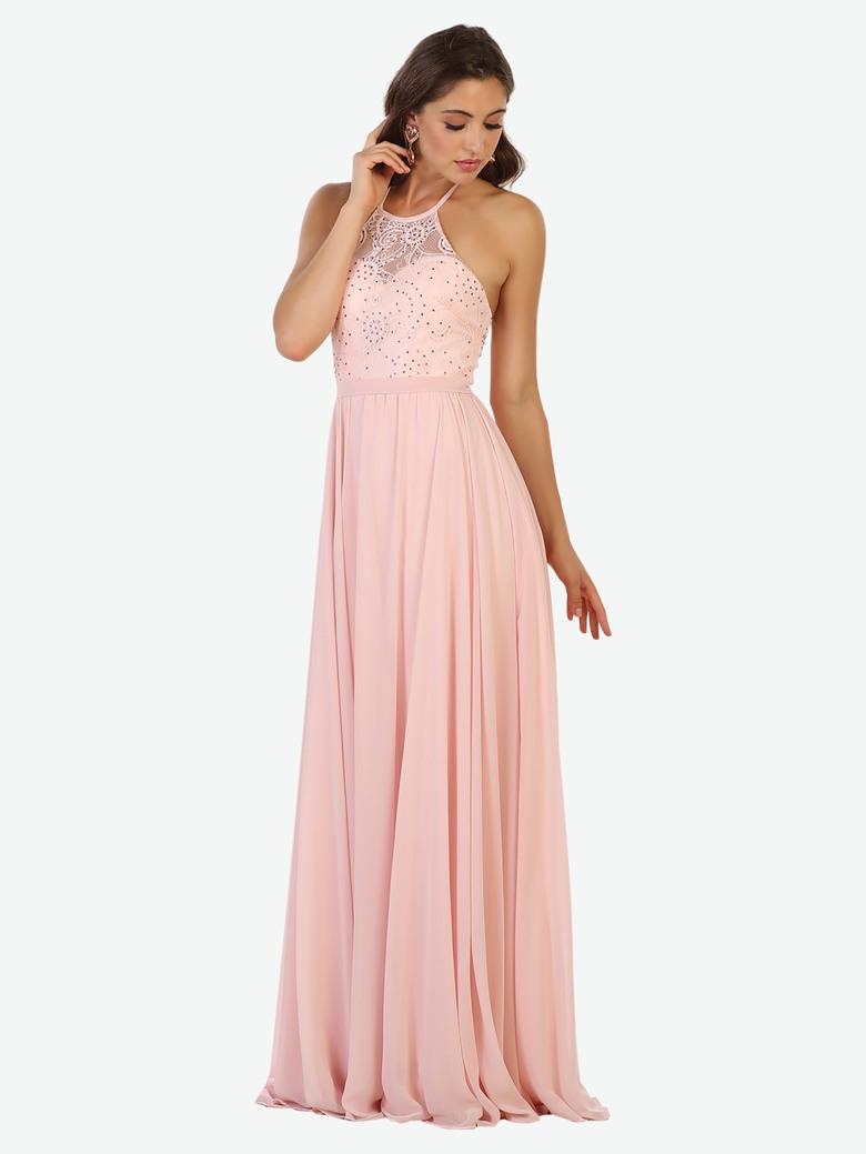 19 Schön Abendkleid Pastell Design - Abendkleid